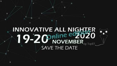Tekmovanje Innovative all-nighter